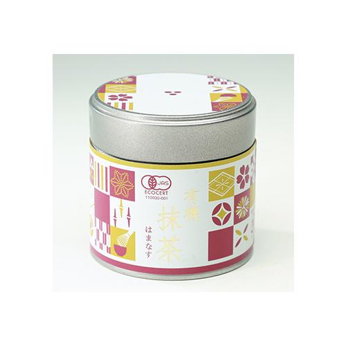 野乃有機抹茶「浜茄子」HAMANASU 30g